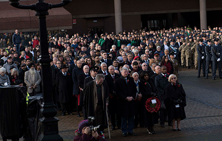 Remembrance Sunday Wolverhampton